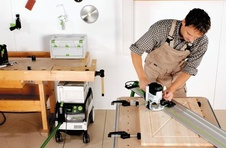 Festool OF 1010 EBQ-Plus + Box-OF-S 8/10x HW