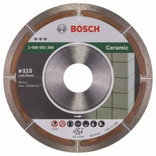 Bosch Diamantový dělicí kotouč Best for Ceramic Extraclean