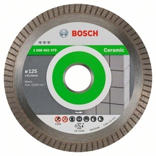 Bosch Diamantový dělicí kotouč Best for Ceramic Extra-Clean Turbo