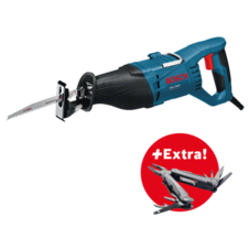 Bosch PT GSA 1100 E - + Extra Swiss Multitool  (do 05.05.2019) +20x pil plátek