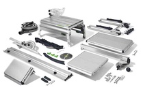 Festool PRECISIO CS 50 EBG-Set Stolní pila