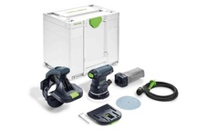 Festool ES-ETS 125 REQ-Plus - Hranová bruska